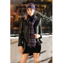 chapeaux tricotés fille hiver fabriqués en Chine