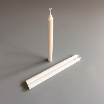 중화 술 공장 PARAFFIN WAX WHITE CANDLE