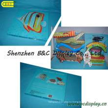 Super Sleeper Scratcher / Бумажная кровать для кроватей (B & C-H006)