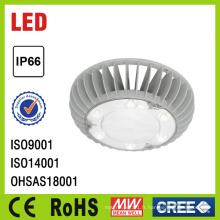 Appareils d'éclairage industriels de basse baie de plafond en aluminium LED