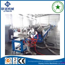 Walzenformmaschine zur Herstellung von Kabelkanalherstellern
