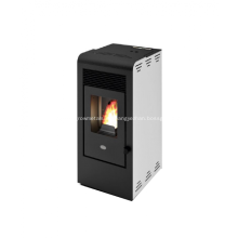 Estufa de caldera de pellets de hierro CR-05