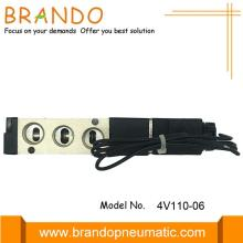 Válvula solenoide 4V110 para actuador neumático
