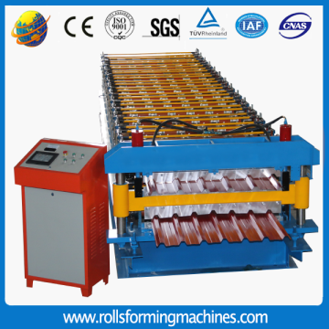 Rolling Metal Panel Roll Rolling Machine