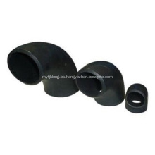 Codo de accesorios de tubería de acero