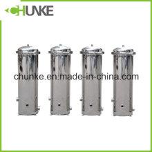 Filtre à eau industriel en acier inoxydable 0,01 micron