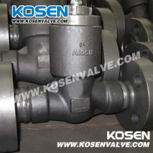 Forged Steel Flanged Pressure Seal Check Valves (H44)