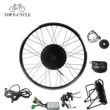48V 500W cheap electric bike kit wheel hub motor bicycle conversion kit
