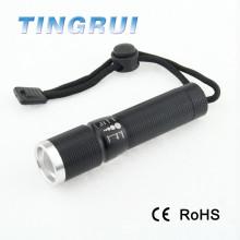 Promotion Mini lampe torche AA Mini torche