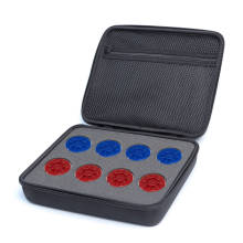 High quality eva travel carrying tool case with zipper for going out