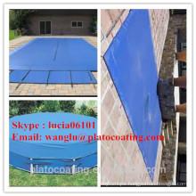 pool cover / PVC tarp / Swimming pool cover