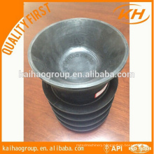 top and bottom cementing plug 16''