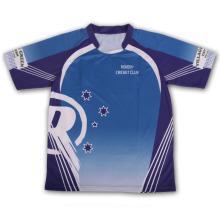 2015 Дешевые Профессиональная команда Сублимированные Custom Новый дизайн Крикет Трикотажные изделия