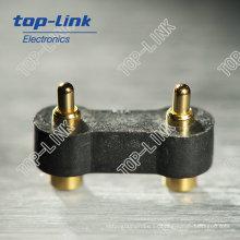 Pogo conector de clavija, conector de batería para teléfono móvil