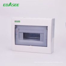 leakage protection Surface type Matel 3 phase db box
