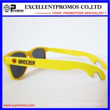 O logotipo colorido imprimiu óculos de sol do partido com abridor de garrafa (EP-G9216)