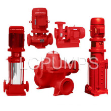 Fire-Fighting Water Pump with The China First UL Certificate