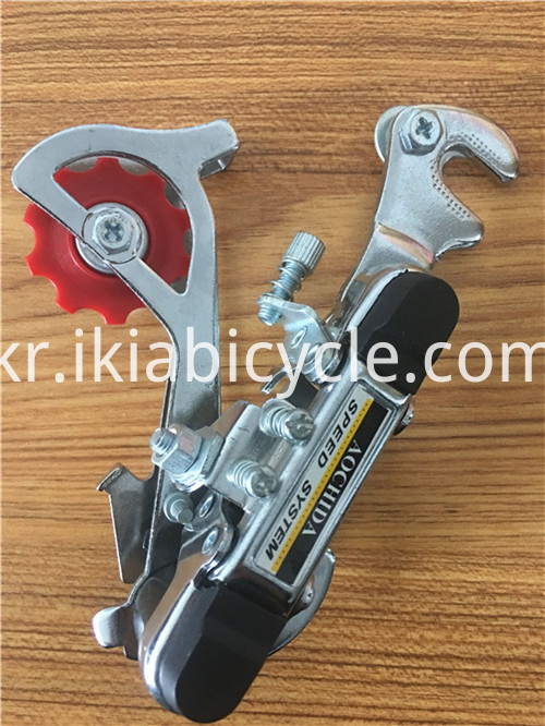 Colored Rear Derailleur for Bike Part