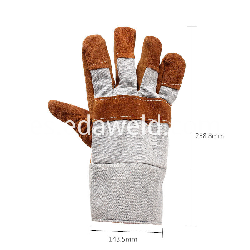 Welder Welding Safety Gloves