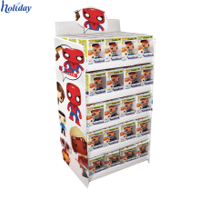 New Design High Quality Best Price Cardboard Funko Pop Display Stand
