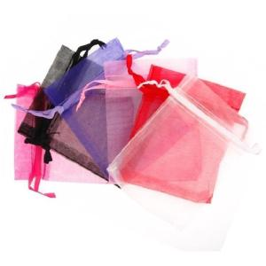 Supply design hot sell personalized organza bag