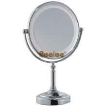 Double Side Standing LED Cosmetic Mirror (M-9108)