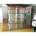 Microwave Revolving Vacuum Dryer