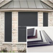 Окна из нержавеющей стали для защиты от насекомых