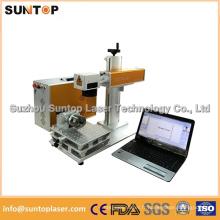 Équipement de marquage laser à fibre pour bijoux / bijoux Machine de gravure laser