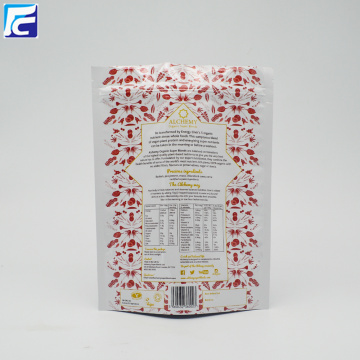 Resealable food safe plastic bags wholesale