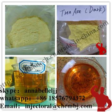 USP Anabole Steroide Trenbolon Acetat Hormon Pulver für Bodybuilding