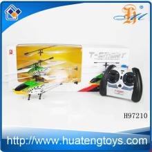 Горячие продажи 3 канала сплава двойной лошади супер 3d RC вертолет для детей H97210