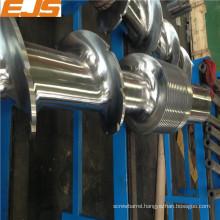 Good quality feed screws for pvc pe pta
