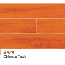 Chinese Teak Engineered Hardwood Laminated Wood Flooring