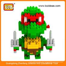 Großhandel 3D Teenager Mutante Ninja Schildkröte Figur Spielzeug, Ninja Schildkröten Spielzeug Aktion Figur
