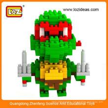 Wholesale 3D teenage mutant ninja turtles figure toys,ninja turtles toys action figure