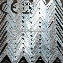 Ângulo de aço inoxidável do SUS 304 / 304L de alta qualidade