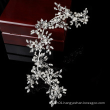 Hot selling cheap wholesale hair accessories pearl bridal wedding