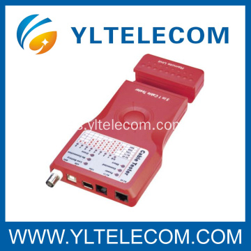 Red Cable Tester Hardware múltiples redes herramientas