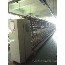 Korea Covering Machine -192spindle Year2001
