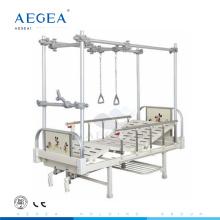 AG-OB004 Manivela de hospital ajustable para niños pediátricos cama de tracción ortopédica de recuperación de sueño