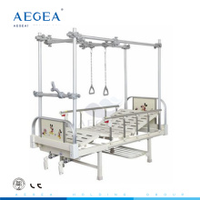 AG-OB004 Hospital crank adjustable for pediatric children recovery sleep orthopedic traction bed
