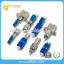 0-10dB Singlemode LC/SC/FC/ST male to female fiber optic attenuator