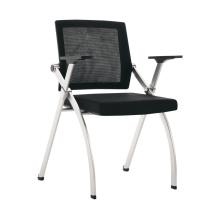 Chaise pliante avec roulettes chaise de salle de réunion chaises d'école