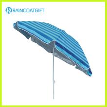 Parapluie de patio de marque faite sur commande pour la publicité