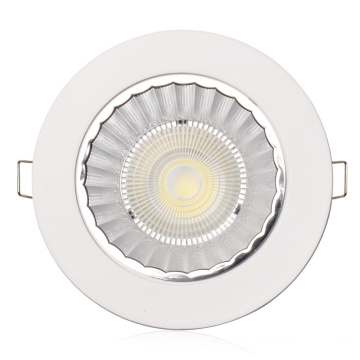 2018 Grosir 7w 10w 20w 30w COB LED Down Light dengan CE RoHS