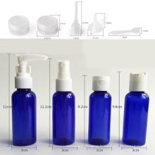Voyage sur mesure de bouteilles en plastique Manufacturesbottles Travel (PT04)