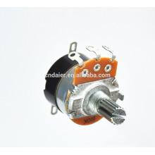 Resistência ajustável WH138-1B-1 para potenciômetros de velocidade variável
