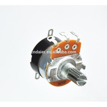 WH138-1B-1 resistencia ajustable para variadores de velocidad variable Potenciómetro