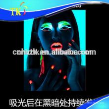 Leuchtpigment / Glow / Photoluminescent Pulver für Farben, Kosmetik, Nagellack etc